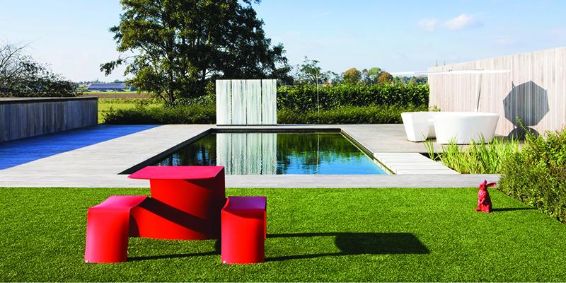 Meuble jardin latest light with meuble jardin meubles de - Mobilier de jardin en plastique versailles ...