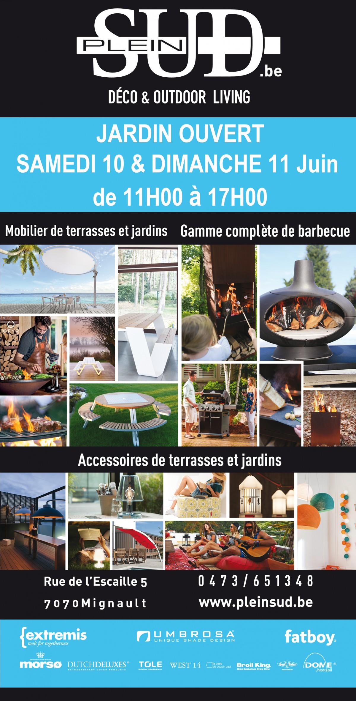 Best Mobilier De Jardin Ouvert Le Dimanche Contemporary ...